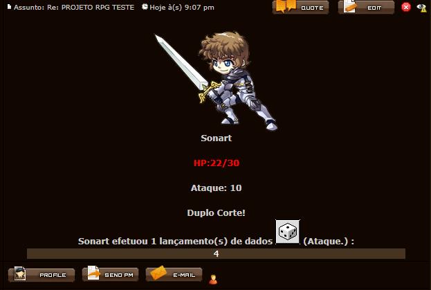 RPG da [Aldeia] A510