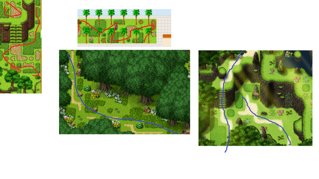 Mapas DBZ; City/Floresta - NeeTo Adaskc10