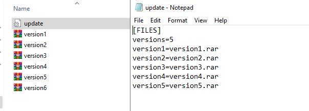 Auto Update - Launcher 1.1 Imagem11