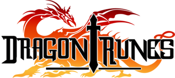 Dragon Runes Logo16