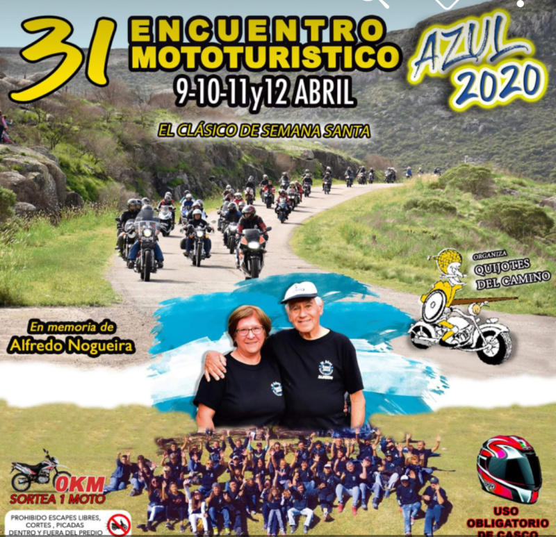 MOTOENCUENTRO AZUL 2020 Azul2010