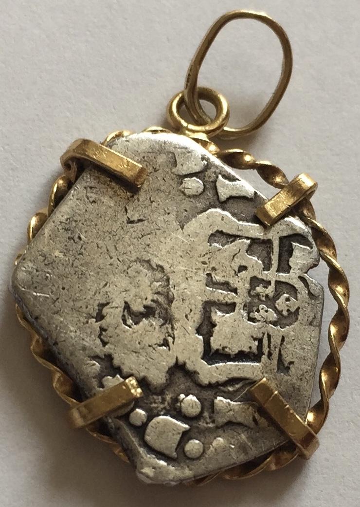 1 Real de Felipe V Guatemala, 1737 Img_e110