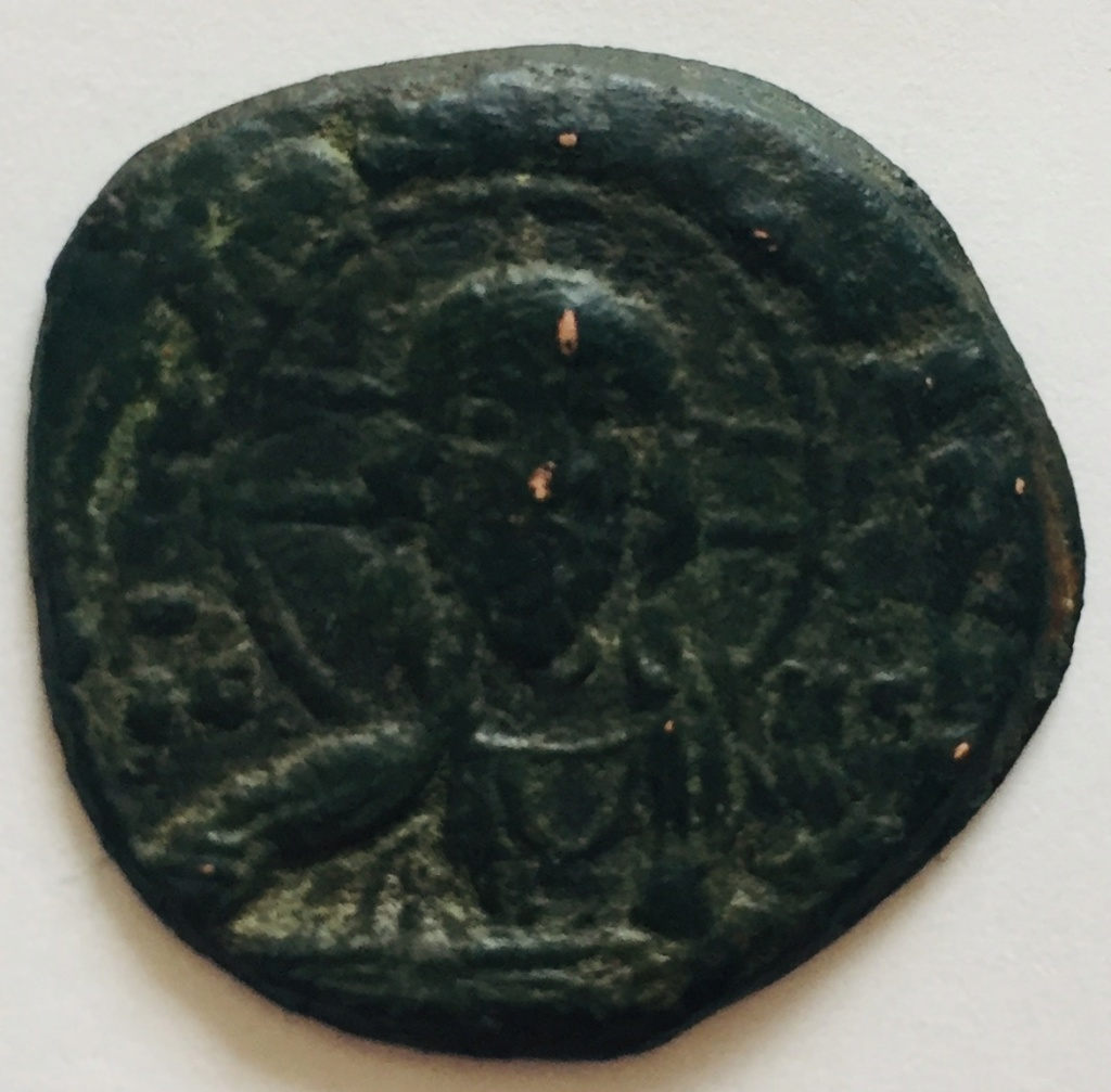 Follis anónimo atribuido a Romano IV. Constantinopla Img_e510