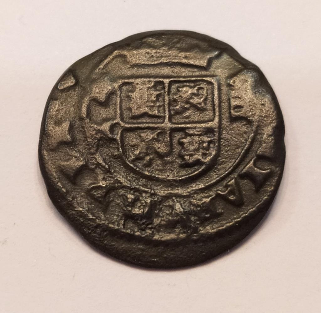 8 Maravedis de Granada de Felipe VI !!! Si de Felipe VI... Felipe11