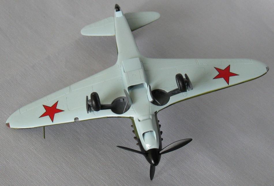 Як-7Б Eastern Express 1/72 Img_0940