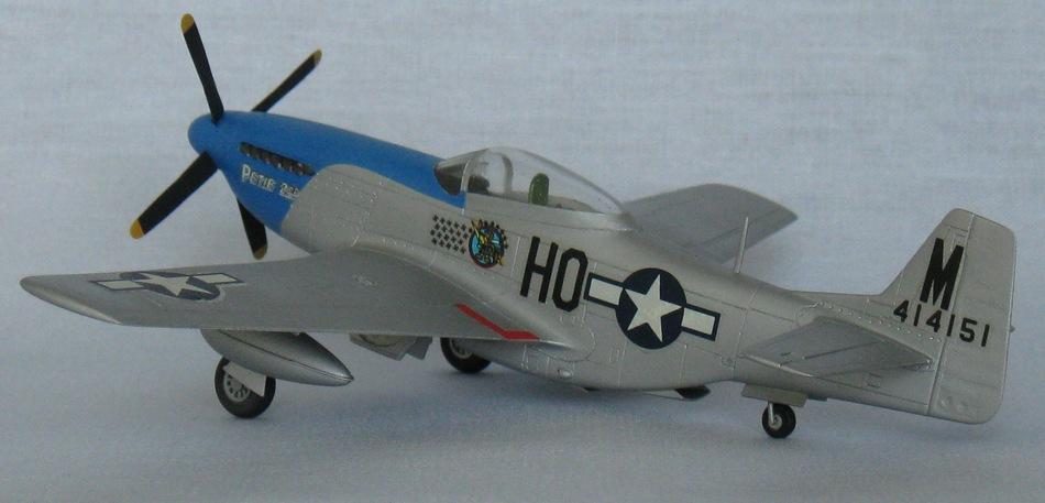 P-51D Mustang Hasegawa 1.72 Img_0948