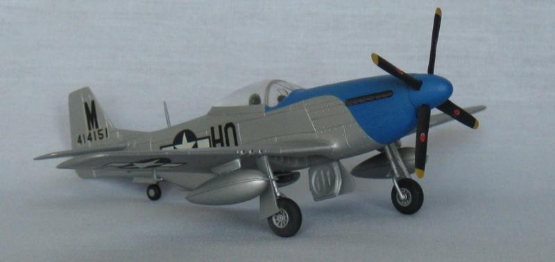P-51D Mustang Hasegawa 1.72 Img_0950