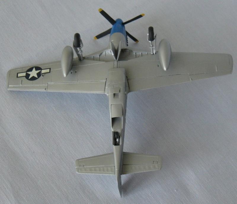 P-51D Mustang Hasegawa 1.72 Img_0952