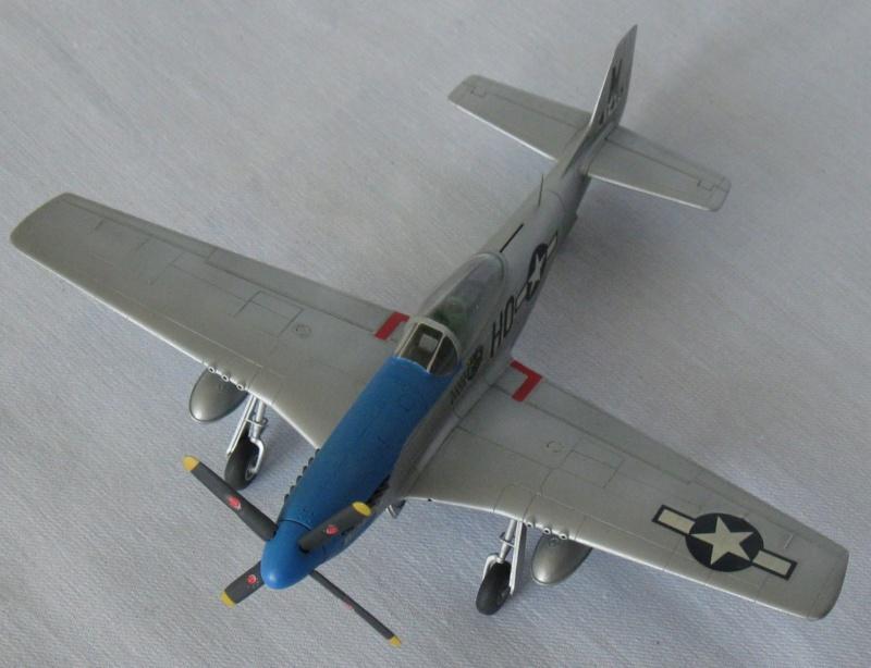 P-51D Mustang Hasegawa 1.72 Img_0953
