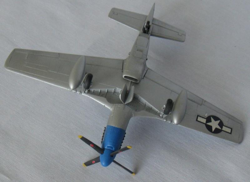 P-51D Mustang Hasegawa 1.72 Img_0954