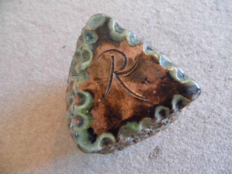 Studio pottery coil vase ID help needed, thanks P1020615