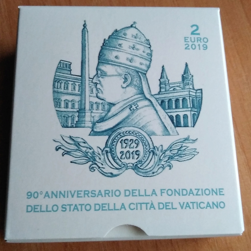 2 € conmemorativa Vaticano de 2019 2aycc_10