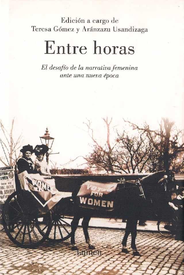 Entre horas - Teresa Gómez y Aranzazu Usandizaga(eds) Photo_10