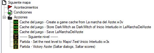 Mapas conectados en campaña Cache_12