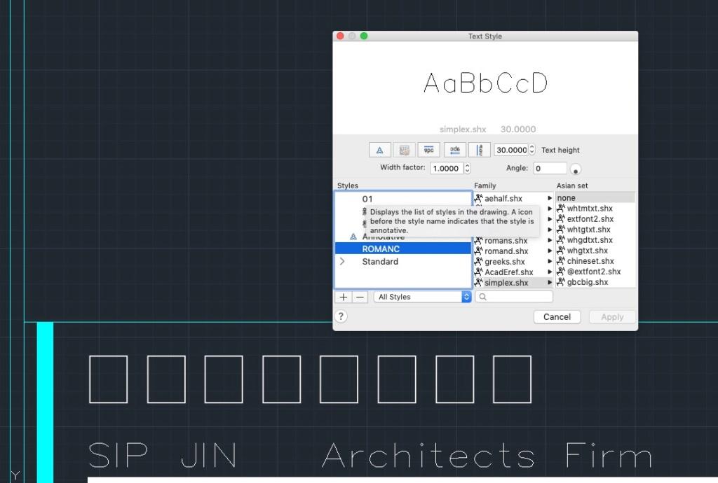 「問題for mac版 無法更換cheset大字體 Ezoa_210