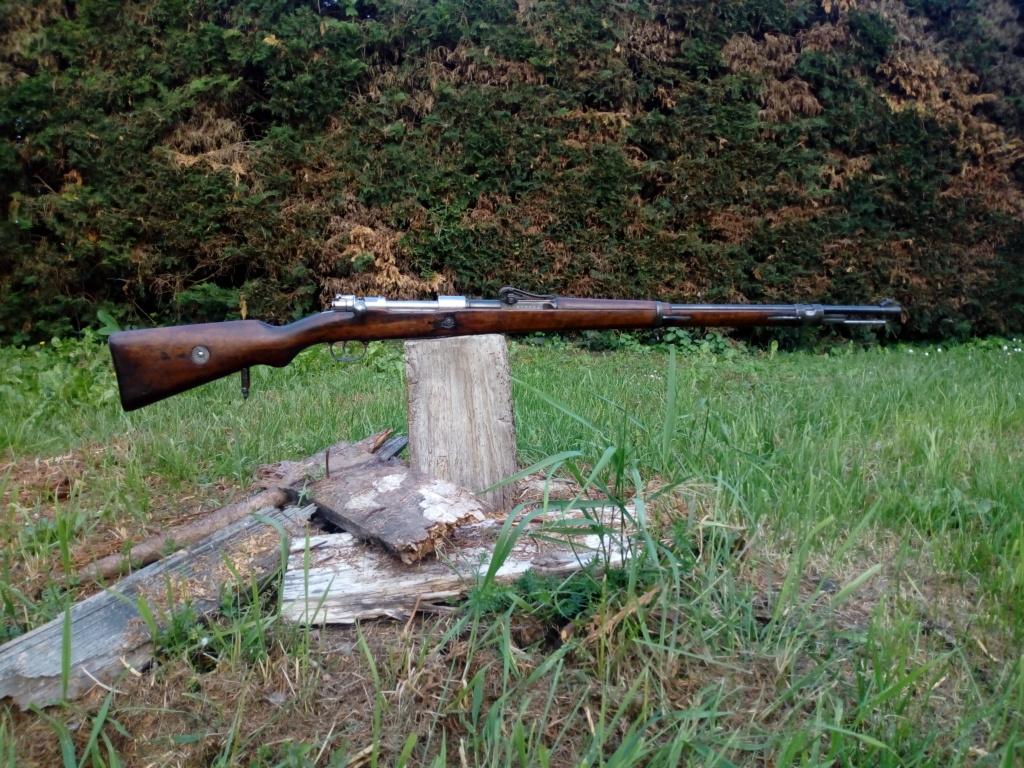 Mauser G98, petit d'1m25 dernièrement arrivé  - Page 2 Img_2022