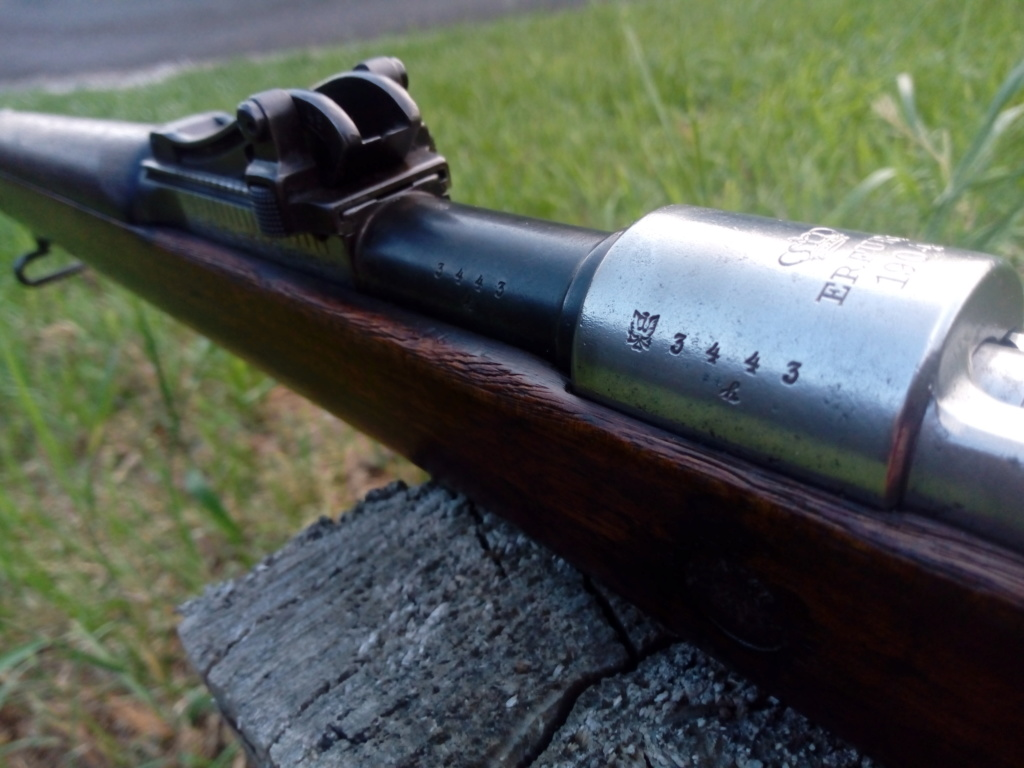 Mauser G98, petit d'1m25 dernièrement arrivé  - Page 2 Img_2025