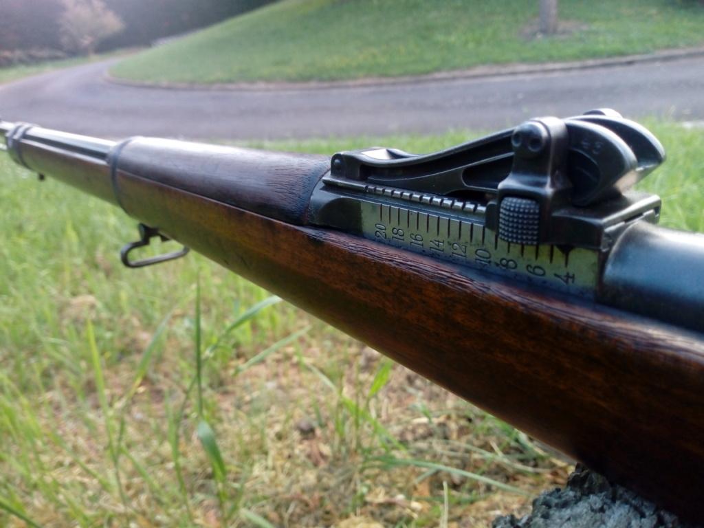 Mauser G98, petit d'1m25 dernièrement arrivé  - Page 2 Img_2026