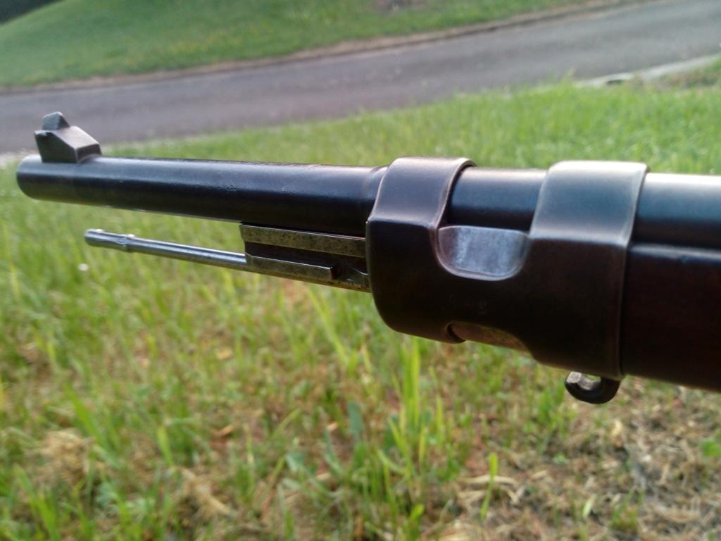 Mauser G98, petit d'1m25 dernièrement arrivé  - Page 2 Img_2027