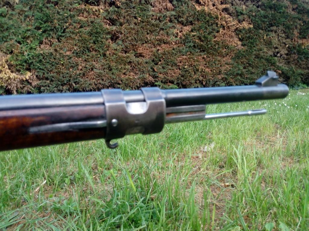 Mauser G98, petit d'1m25 dernièrement arrivé  - Page 2 Img_2028