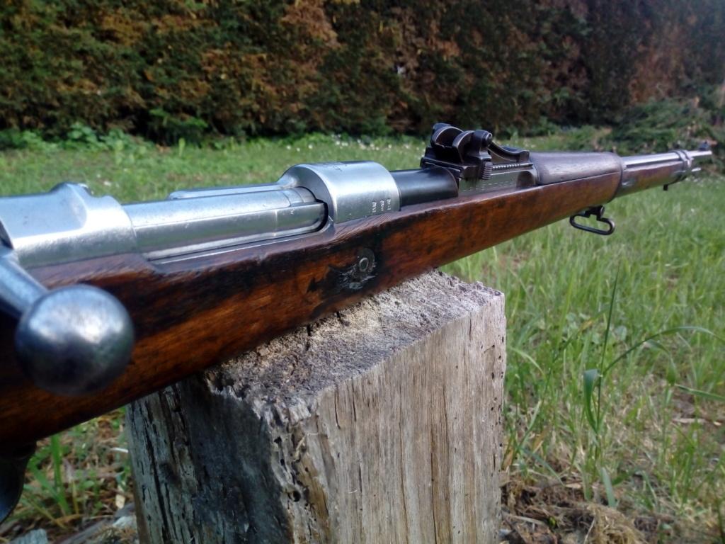 Mauser G98, petit d'1m25 dernièrement arrivé  - Page 2 Img_2029