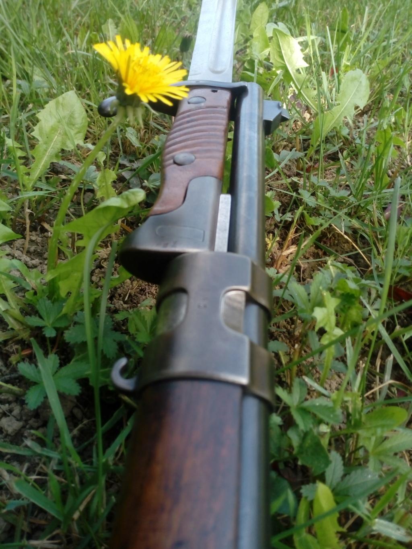 Mauser G98, petit d'1m25 dernièrement arrivé  - Page 2 Img_2031