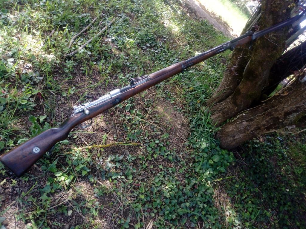 Mauser G98, petit d'1m25 dernièrement arrivé  - Page 2 Img_2032