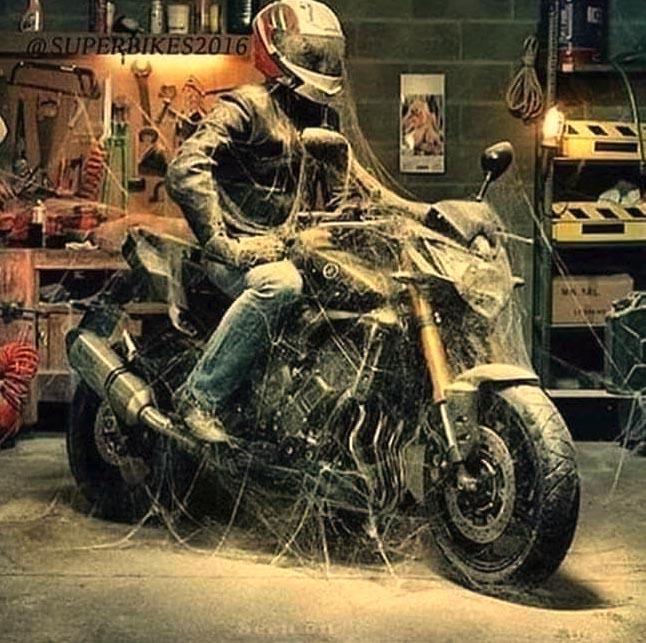 L'image du jour Moto210