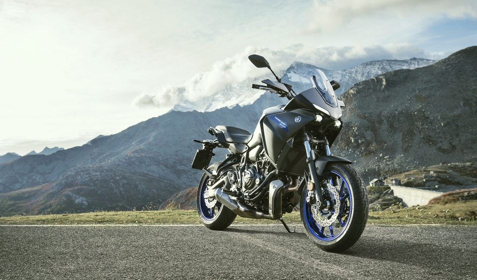 Tracer ou F900XR ? T70010