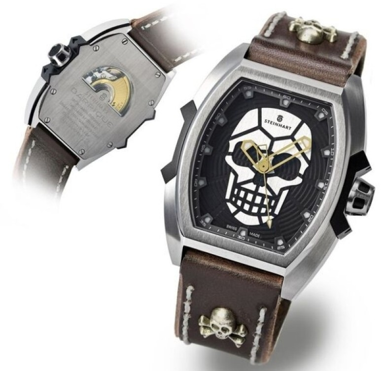 BARRIQUE Skull Limited Edition 111 St. Sans_t10