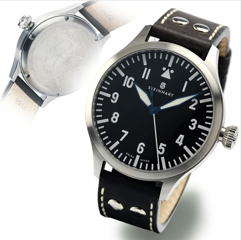 Nav B-Uhr 47 Automatic A-Muster Sans_t20
