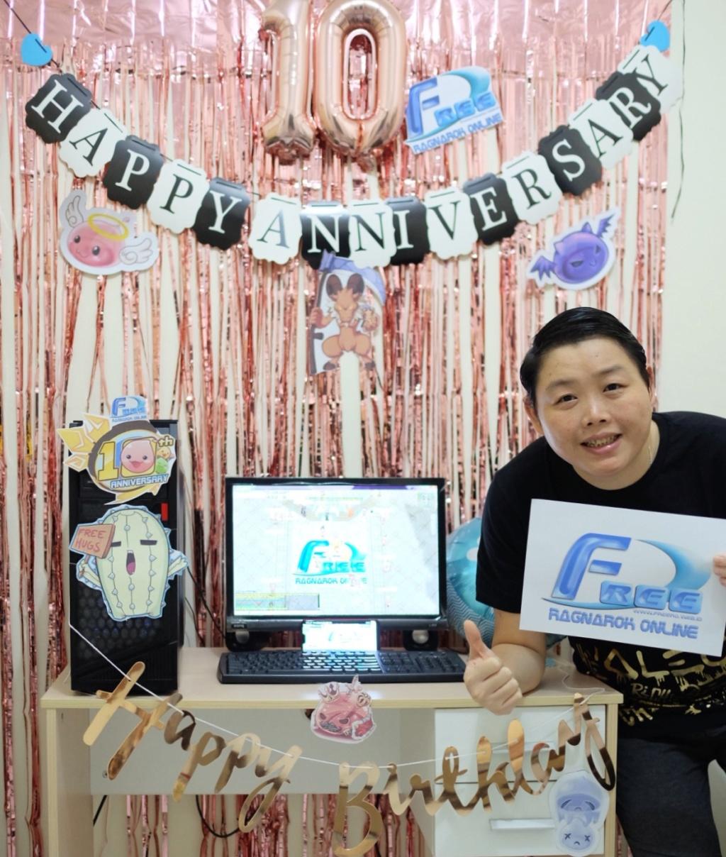 Event Foto Asli Anniversary 10th FreeRO Picsar11
