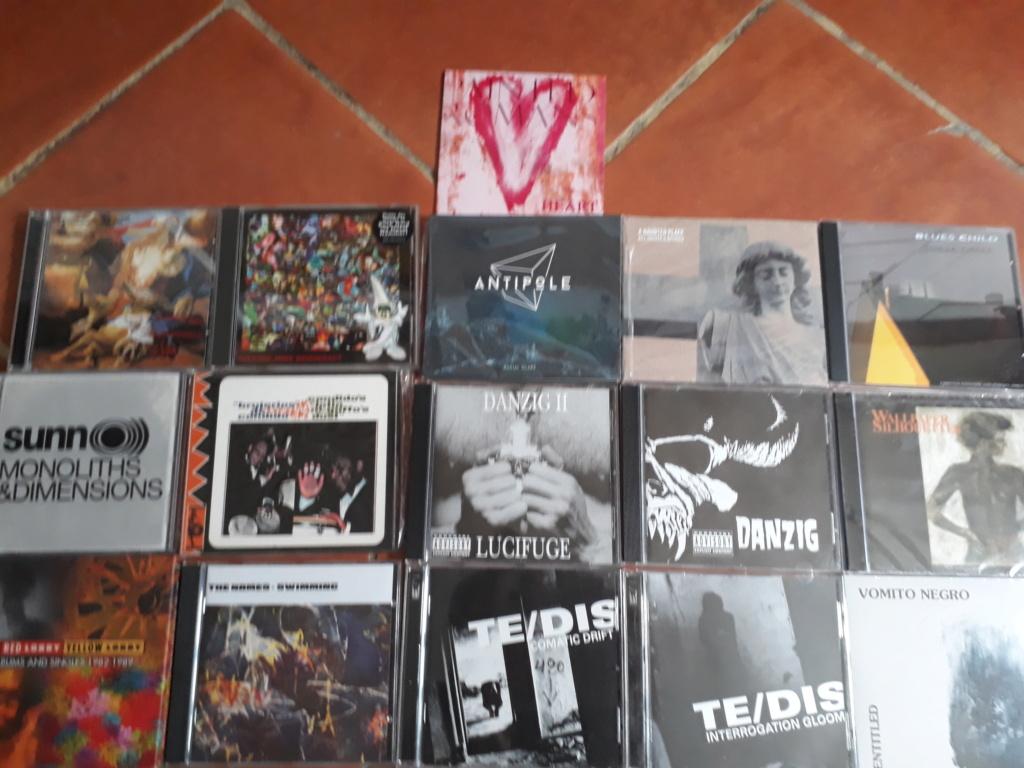 ¡Larga vida al CD! Presume de tu última compra en Disco Compacto - Página 14 16198610