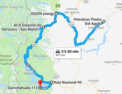 VUELTA PATAGONICA 2019 Ruta_d13