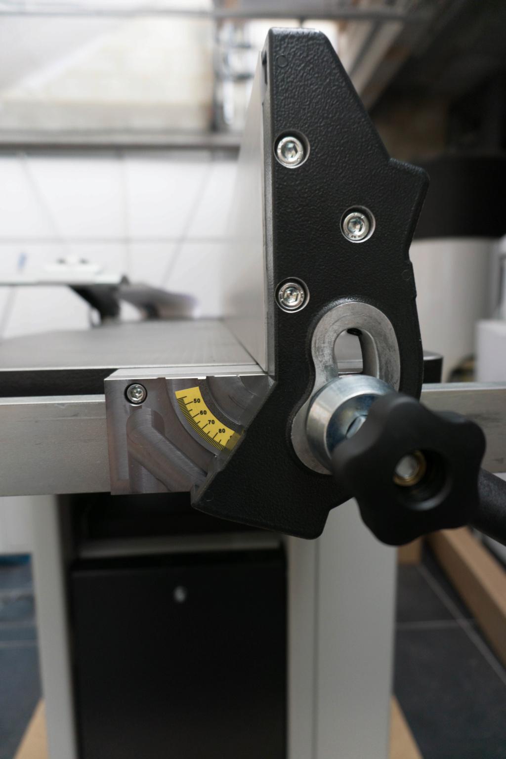 Présentation dégau-rabot Robland NXSD 310  1410