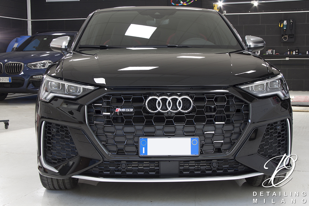 Audi RSQ3 Sportback full nanotech protection 0210