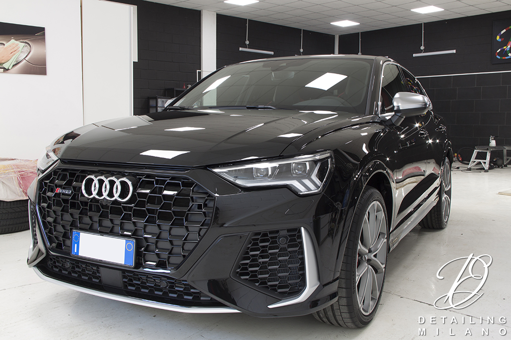 Audi RSQ3 Sportback full nanotech protection 0310