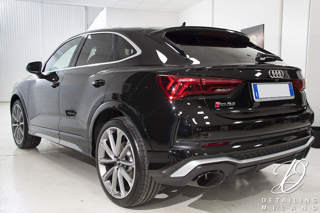 Audi RSQ3 Sportback full nanotech protection 0410
