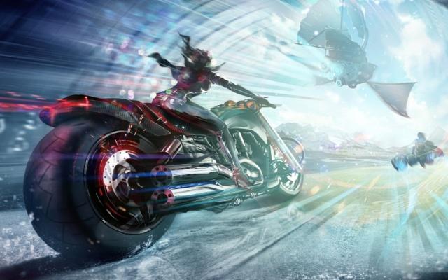 Bikers et Heroic Fantasy 26573110