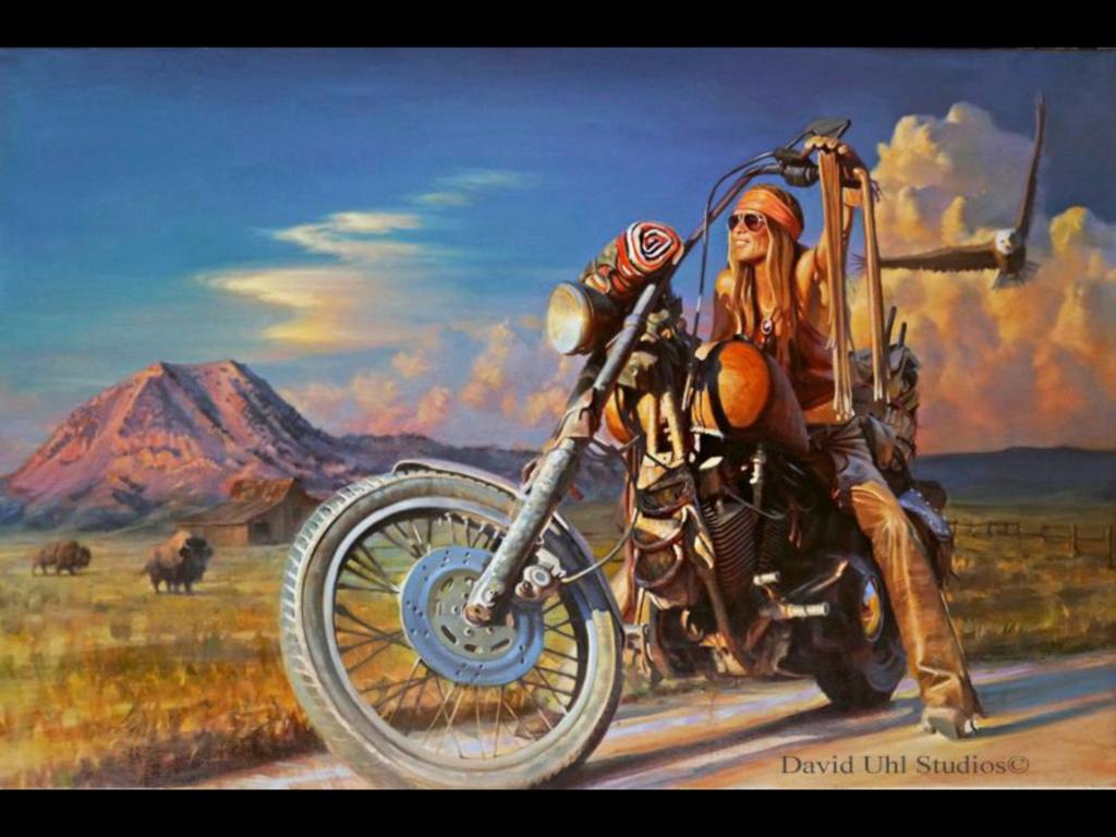 Peintures et Illustrations de David Mann 57-57710