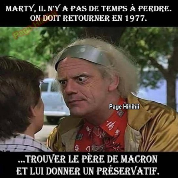 HUMOUR EN VRAC - Page 39 Macron10