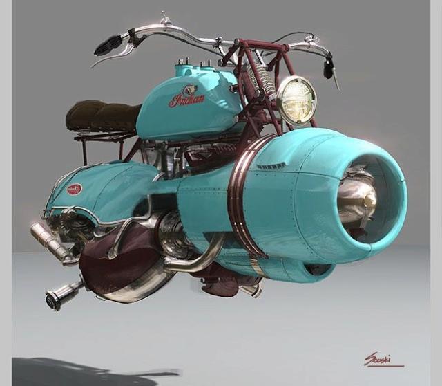 Bikers et Heroic Fantasy Nvcgar10