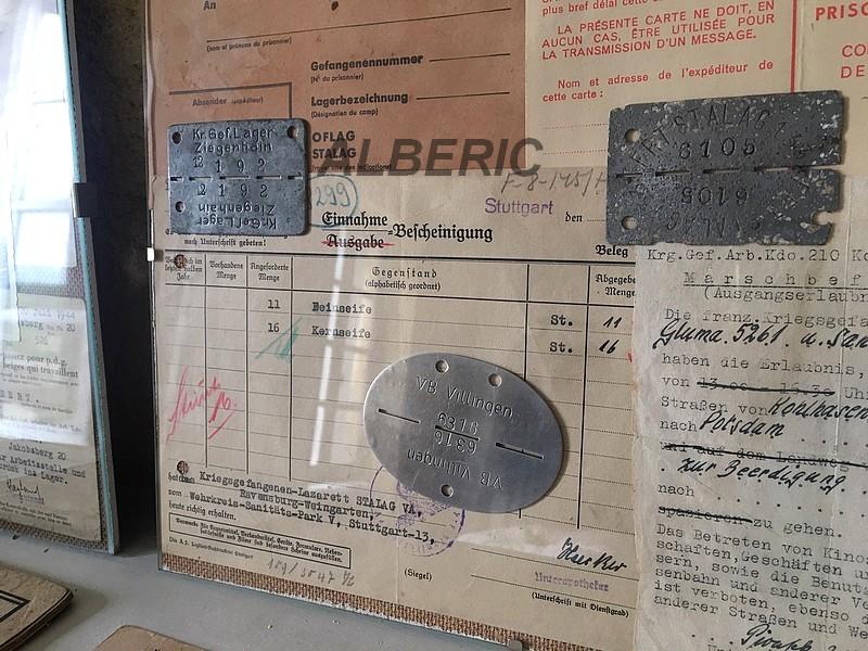 Evocation PG France 39/45 via documents et plaques Image516