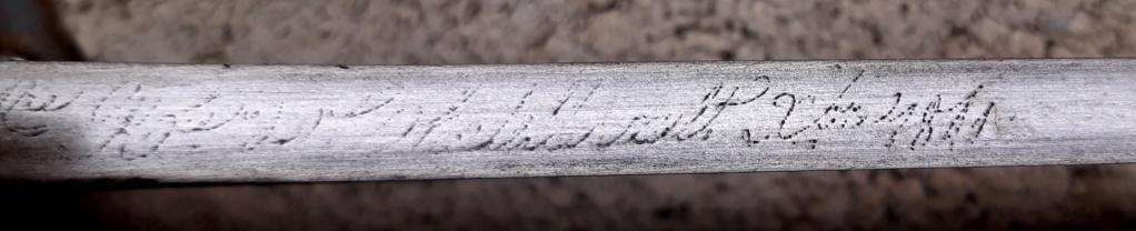 Sabre de Uhlan ersatz 1873 20200772