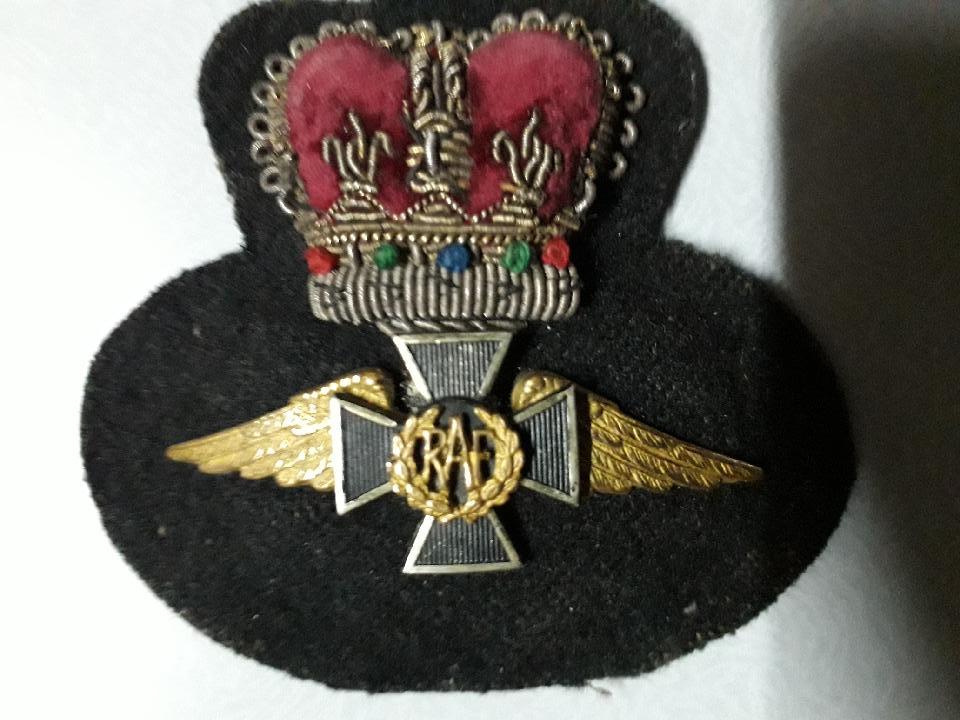 Insigne RAF 333-0010