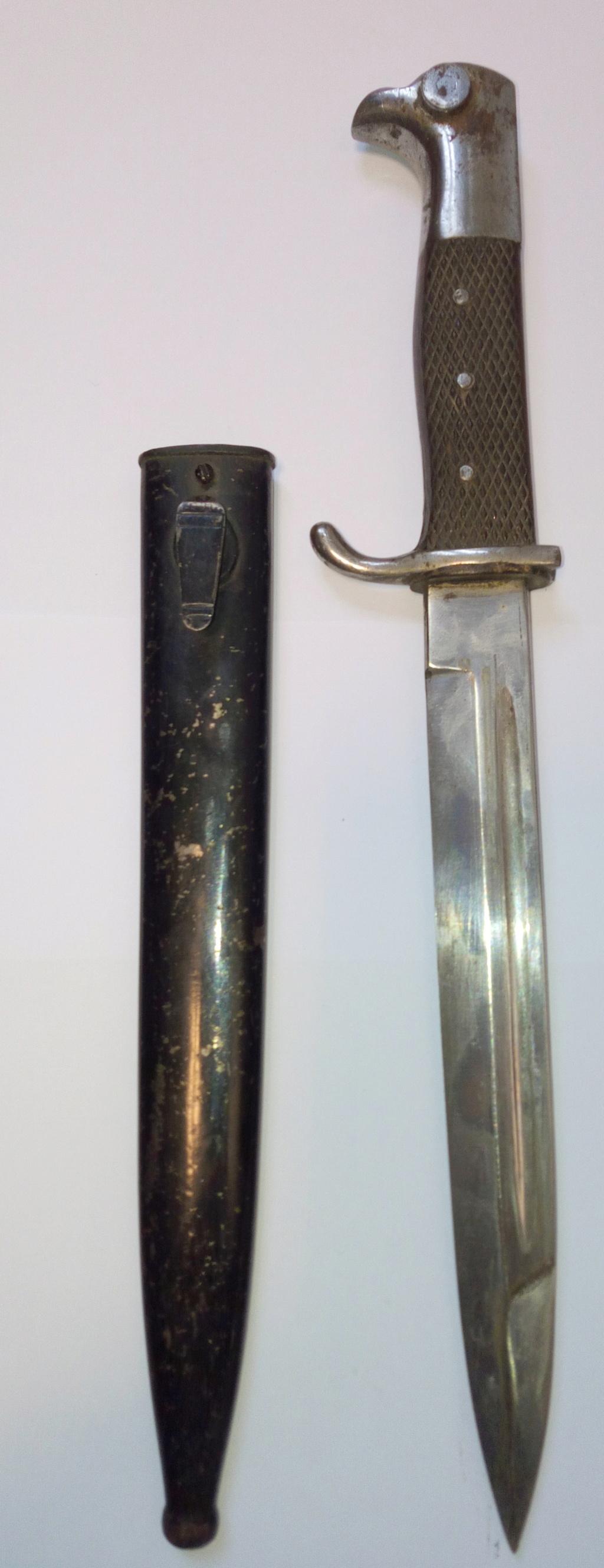 Couteau/ baïonnette KS 98 Img_2174