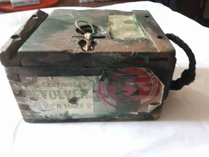 Caisse munition revolver MarkII Resize30