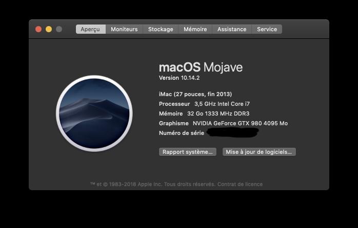 macOS Mojave 10.14 (18A389) GM  Captur17