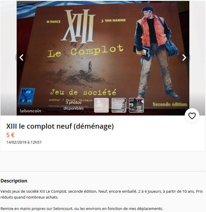 LbC Le Bon coin - Offres de vente - Page 3 2019-023
