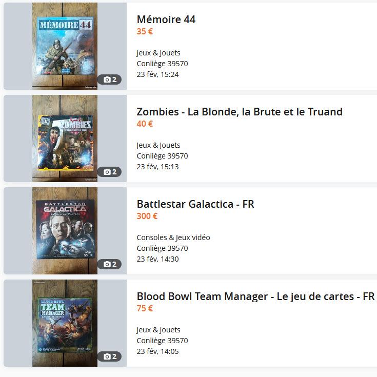 LbC Le Bon coin - Offres de vente - Page 3 2019-031